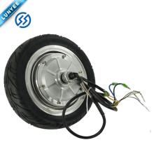 Hot Sale 800w 9 Inch Brushless Hub Motor Wheel Electric Motorcycle 24v