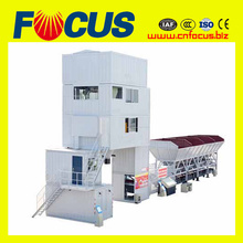 Hzs120d 120m3/H Containerized Concrete Plant for Sale