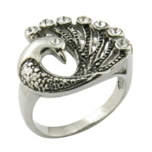 Neues Modell Top Deisgn Peacock Form Ring