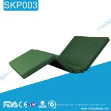 Colchão médico macio da cama da manivela dobro do hospital SKP003