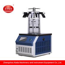Small Laboratory Benchtop Biotech Vacuum Lyophilizer