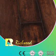 Household 8.3mm French Bleed V-Groove Waxed Edge Laminate Flooring