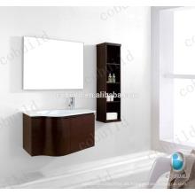 Nuevo Diseño Fábrica Directa Moderna Americana Estilo Antiguo Muebles de Baño Muebles de Baño Gabinete de Baño Vanidades