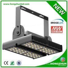 Corps en aluminium de haute qualité bridgelux ip65 conduit lumière tunnel 60w commercialisation