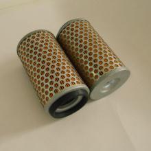 Poröse Luftfilterpatrone aus Zellulose für den Zug