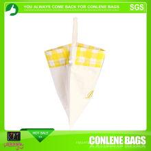 Saco de compras de algodão para alimentos (KLY-CTB-0019)