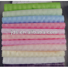 Tela de algodón teñida raya 40 * 40s