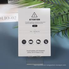 Protetor de tela fosco anti-reflexo de hidrogel com cobertura total