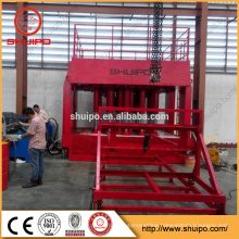 Hydraulic Dished End Configuring Machine,Automatic No Template Dished Head Flanging Machine