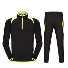 High Quality Long Sleeve Sports Wear Blank Tracksuit