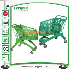 All Plastic Supermarket Shopping Cart