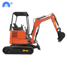 Hot sale for 0.8T Small Excavator 2000kgs mini crawler excavator with good quality export to China Hong Kong Factories