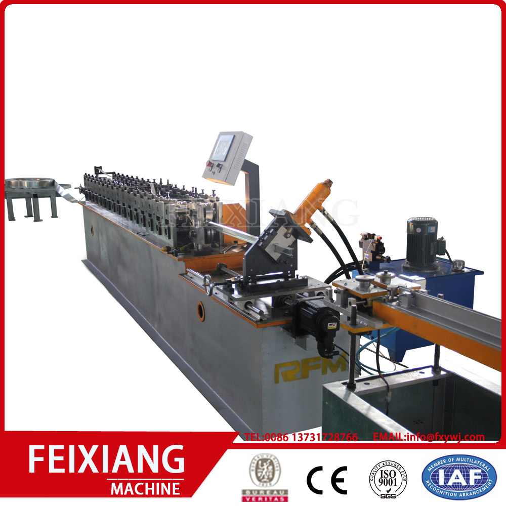 Furring Channel Roll vormmachine