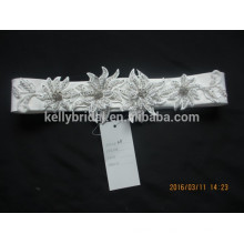 Guangzhou supplier embroidery lace trim garment accessories