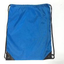 Promotion Polyester reflektierende Material Kordelzug Tasche