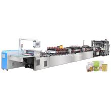 Высокоскоростная машина для производства пакетов с застежкой-молнией