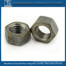 Plain Finished DIN934 Hex Nut