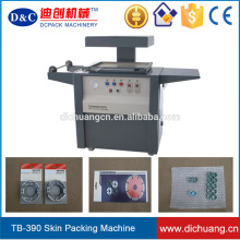 TB-390 Semi automatic vacuum skin packaging machine