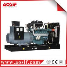 Alta calidad China mercado generador diesel conjunto