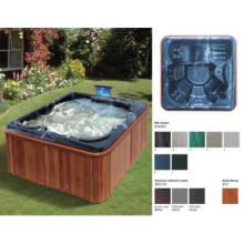 Pares Luxury high quality Hot tub Acrylic SPA with Balboa system
