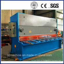 Placa de metal CNC máquina de corte hidráulico de la guillotina (RAS3216 DRO)