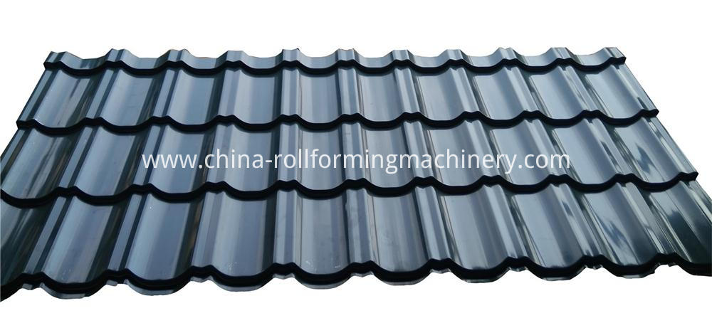 Step Tile Roof