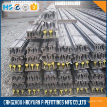 U71Mn 12mtr QU100 crane charge steel rail