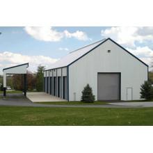 Prewfabricated Steel Structure Mini Storage (KXD-SSB1240)