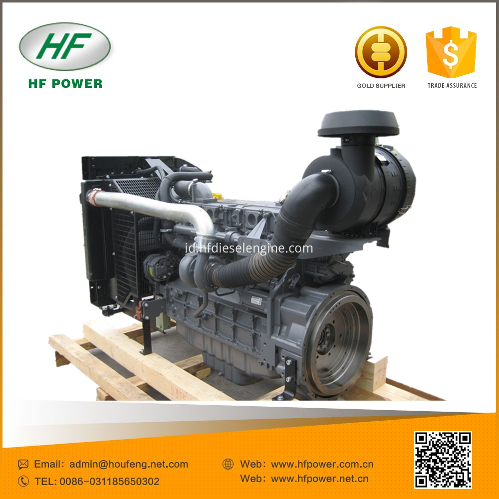 deutz water cooled diesel engine