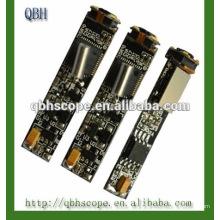 Cámara OV6920 CMOS, mini lente de cámara de video, lente de cámara CCTV
