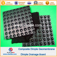 HDPE Dimple Geomembrane for Soccer Field