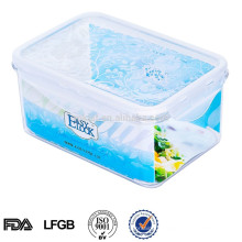 EASYLOCK 1.2L plastic food storage container home