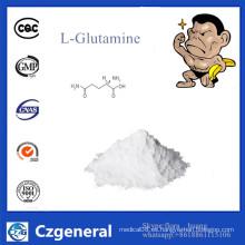 Polvo farmacéutico de L-Glutamina de grado farmacéutico de mejor calidad