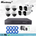 8CH Security 4K 8MP IP Cameras System Poe