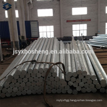 100% Penetration Welding Galvanized Electric Steel Pole