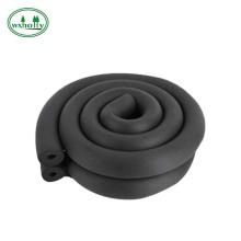 Tuyau / tube en mousse de caoutchouc de protection ignifuge de haute qualité