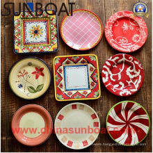 New Designed Diverse Style Enamel Dish/Dish Plate