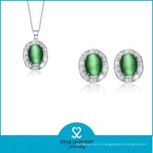 Оптовая Новое Прибытие Мода Серебряные Ювелирные Изделия (В J-0114)