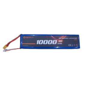 10000MAH 14.8V 4S 10C LIPO Battery For Multicopter