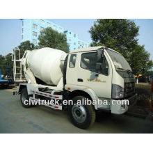 Hot sale!!Foton mini 3cbm concrete truck,concrete mixer truck