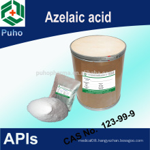 Good pharmaceutical product Azelaic acid powder(best price)