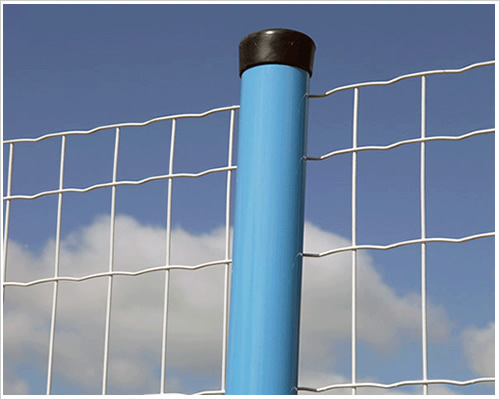 Metal Euro Fence Roll