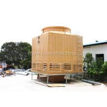 Gran capacidad de alta eficiencia eficiente FRP torre de enfriamiento de agua (NST-1600H / M)