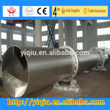 2016 Carbón / madera Chips / materiales de construcción Rotary Drum Dryer Machine