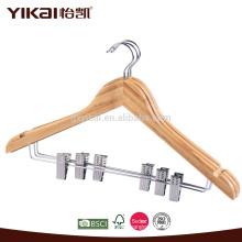 Хорошее качество Bamboo костюм вешалка