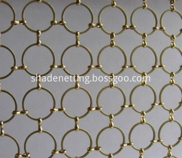 Decorative metal screen (29)