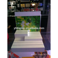 MDF & Acrylic Display for watch or cosmetic