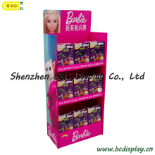 Floor Display Stand, Pop Shelf (B&C-A089)