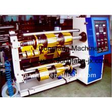 Al Foil rodillo de corte y rebobinado de la máquina Dongfang