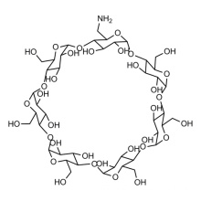 Mono amino deoxy beta cyclodextrin